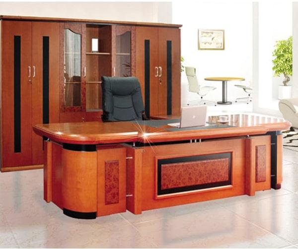 Mẫu bàn làm việc giám đốc Đức Khang DT3212vm7
