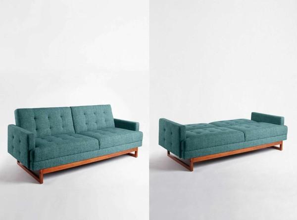 6 tiện ích không ngờ của một chiếc sofa giường nằm 2