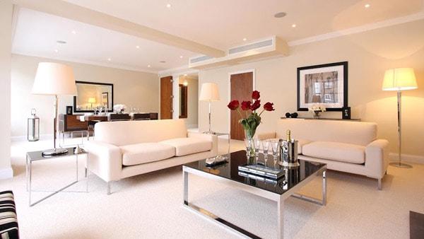 Thiết kế nội thất phòng khách ấn tượng với 9 ý tưởng độc đáo
