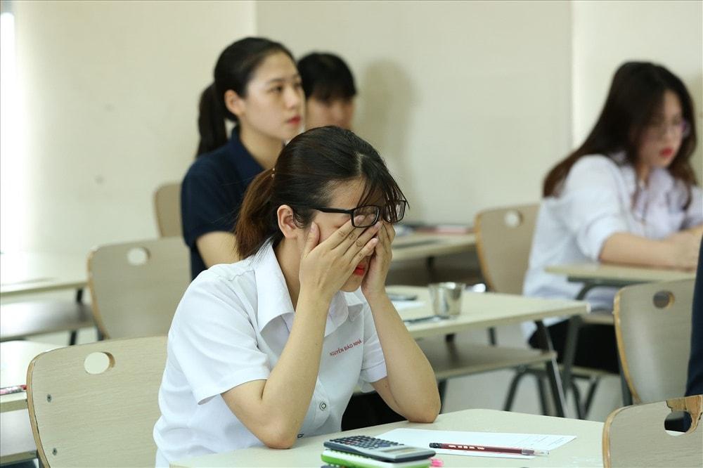 bệnh trầm cảm ở học sinh 2