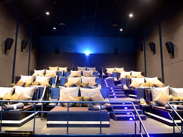 Rạp chiếu phim nào ở Hà Nội và TP. Hồ Chí Minh có ghế giường nằm