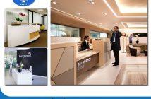 4 chú ý thiết kế văn phòng đại diện giúp thu hút khách hàng