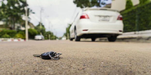Đối với trường hợp không có chìa dự phòng trong xe