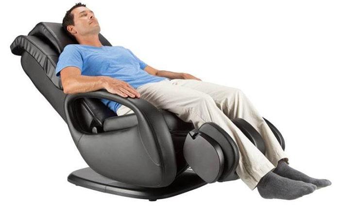 Công dụng ghế massage đối với toàn thân