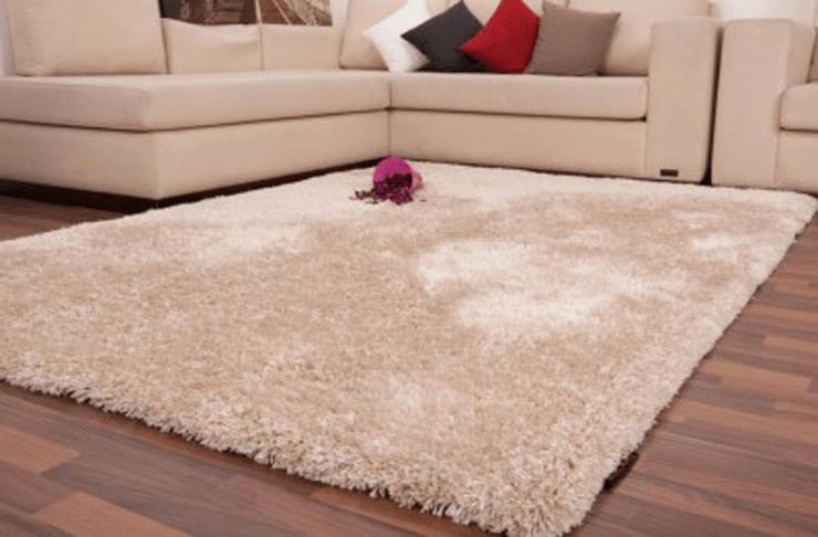 Thảm trải sàn mang đến sắc màu hoàn hảo cho không gian