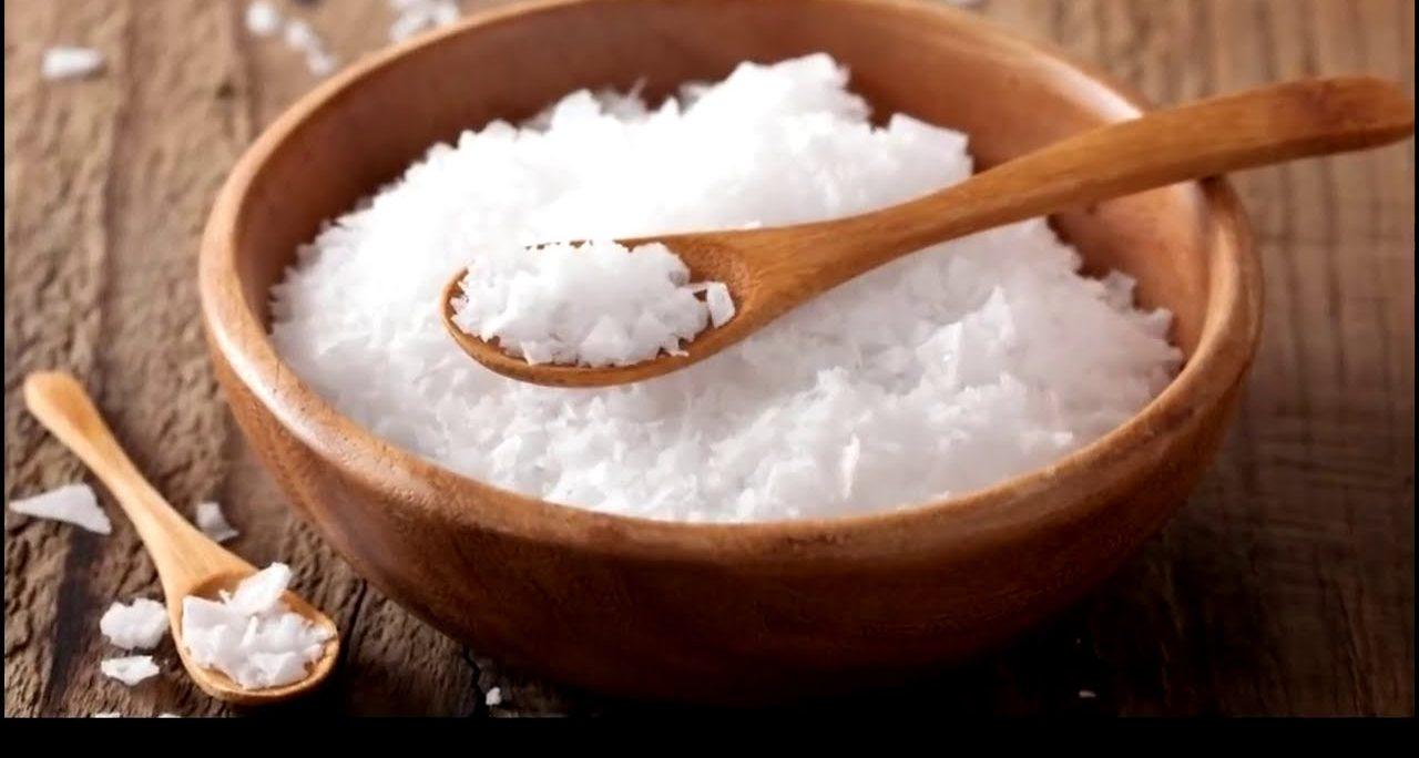 Muối được xem là chất tẩy rửa rất tốt