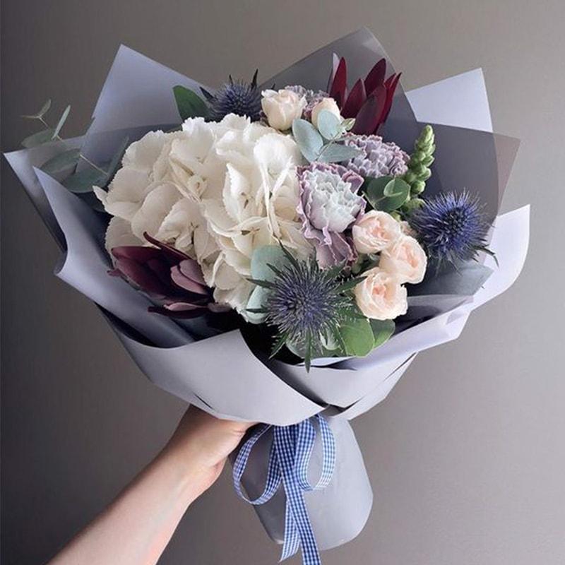 Nên tặng hoa cẩm tú cầu may mắn ngày khai trương