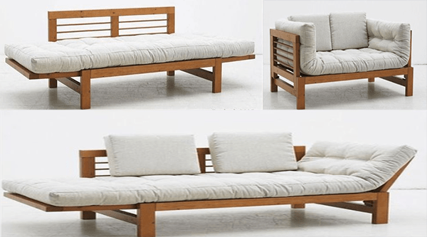 Sofa giường cho không gian nhỏ
