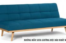 Những mẫu sofa giường độc đáo nhất năm 2020