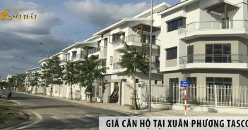 Bật mí giá bán căn hộ dự án khu đô thị Xuân Phương Tasco